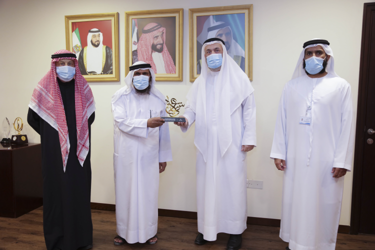 The University of Sharjah: Dar Al Ber is honored for its role in supporting university students